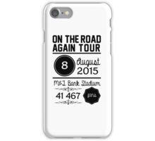 8th august - M&T Bank Stadium OTRA iPhone Case/Skin