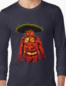 The Angry Mariachi Long Sleeve T-Shirt