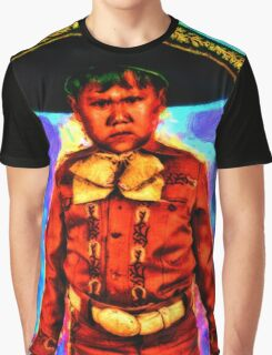 The Angry Mariachi Graphic T-Shirt