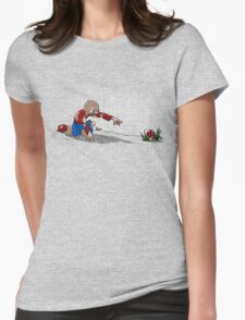 my precious shrooms Womens Fitted T-Shirt