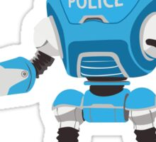 PROTECTRON: POLICE Sticker