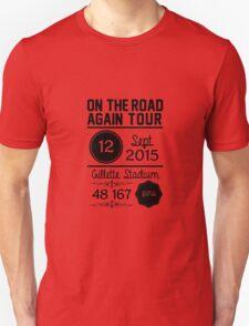 12th September - Gillette Stadium OTRA T-Shirt