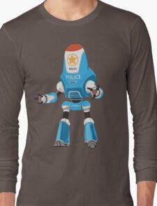 PROTECTRON: POLICE Long Sleeve T-Shirt
