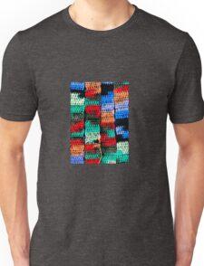 Crocheted Style Unisex T-Shirt