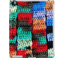 Crocheted Style iPad Case/Skin