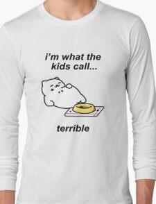 Neko Atsume - i'm what the kids call...terrible T-Shirt