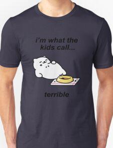 Neko Atsume - Tubbs (i'm what the kids call...terrible) T-Shirt