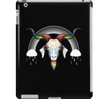 Rainbow Goat iPad Case/Skin
