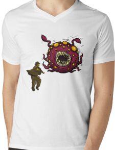 Indiana Jones Rathtar Mens V-Neck T-Shirt