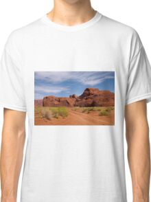 I Will Go Where The Road Leads Me Classic T-Shirt