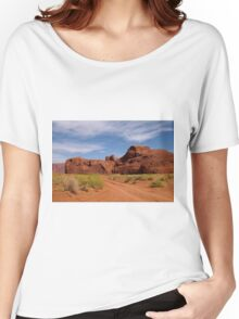 I Will Go Where The Road Leads Me Women's Relaxed Fit T-Shirt