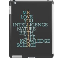 Evolution T-shirt, Laptop Skins and Sticker iPad Case/Skin