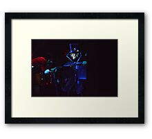 Hatbox Ghost Hoiday Framed Print