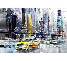 City-Art NYC Collage Photographic Print