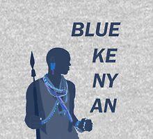 Blue Kenyan Unisex T-Shirt