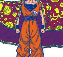 Goku god mode  Sticker