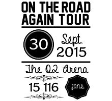 30th September - The O2 Arena OTRA by Bearhood