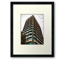 Sydney Skyscraper Framed Print