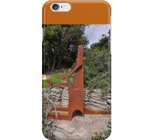 Young Gun,Sculptures By Sea,Australia 2015 iPhone Case/Skin