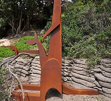 Young Gun,Sculptures By Sea,Australia 2015 by muz2142