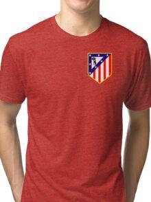 atletico madrid logo Tri-blend T-Shirt