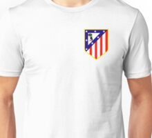 atletico madrid logo Unisex T-Shirt