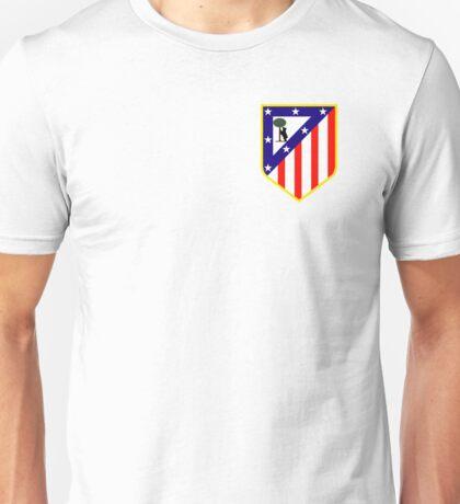 atletico madrid logo Unisex T-Shirt