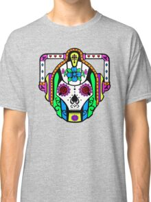 Cybermen Sugarskull Classic T-Shirt