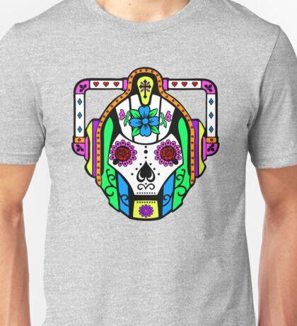 Cybermen Sugarskull Unisex T-Shirt