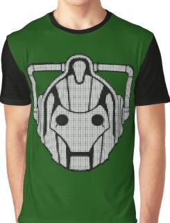 Cybermen Beads Graphic T-Shirt
