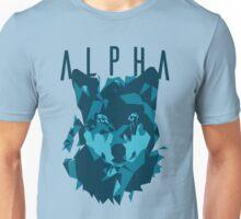 Alpha wolf Unisex T-Shirt
