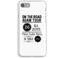26th october - Metro Radio Arena OTRA iPhone Case/Skin