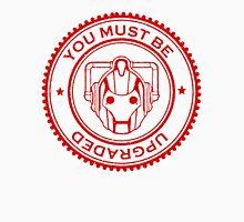 Cybermen Rubber Stamp Unisex T-Shirt