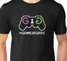 #GamerGate 8 Bit Controller Logo Unisex T-Shirt