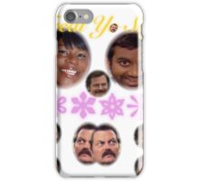 Treat Yo Self: Super Rare Mega Dank Edition  iPhone Case/Skin