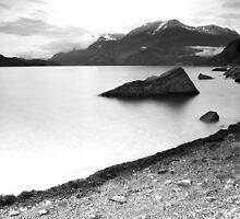 Harrison Lake North by Jean Poulton