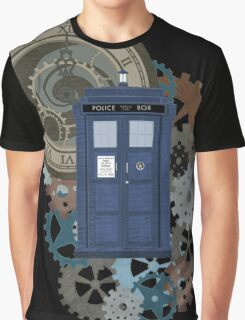 Traveling through the gears of Time  Graphic T-Shirt