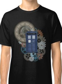 Traveling through the gears of Time  Classic T-Shirt