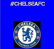 Chelsea FC Gifts by Hamishchudley