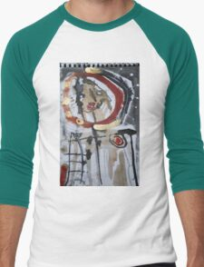 she Men's Baseball ¾ T-Shirt