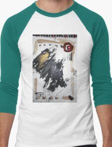 crow Men's Baseball ¾ T-Shirt