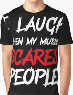 Scares people Graphic T-Shirt