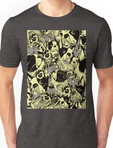 boston terriers Unisex T-Shirt