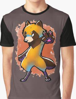 tanuki Graphic T-Shirt