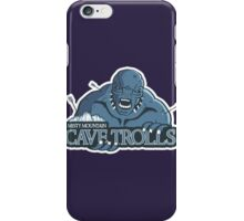 Cave Trolls iPhone Case/Skin