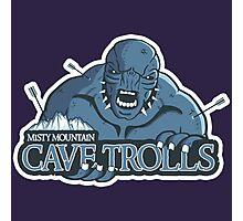 Cave Trolls Photographic Print
