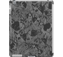 boston terriers iPad Case/Skin