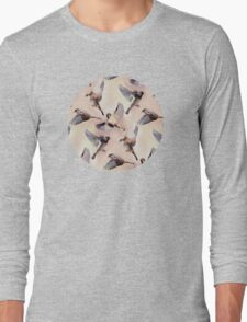 Sparrow Flight Long Sleeve T-Shirt