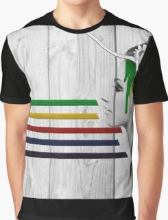 Colour Me Graphic T-Shirt