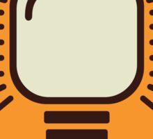 creative idea concept Sticker